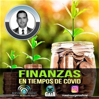 NUESTRO OXÓGENO Finanzas en tiempo de covid - Jaime Collazos Rodríguez
