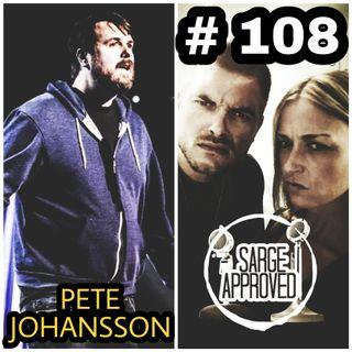 #108 Pete Johansson