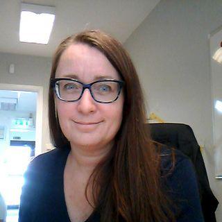 Andrea Nilsson - Verksamhetschef på Folkets Hus i Vivalla