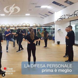 """Live """"La difesa personale: prima è meglio"""" ~ 08/09/2020"""