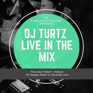 The Cush:UK Takeover Show - EP.28 - Turtz Live In The Mix