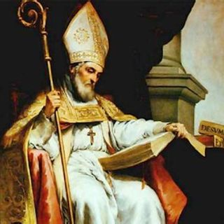 San Isidoro, obispo y doctor de la Iglesia