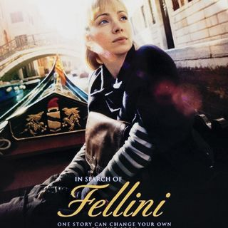 Nancy Cartwright In Search Of Fellini