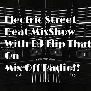 Electric Street Beat MixShow 3/29/21 (Live DJ Mix)