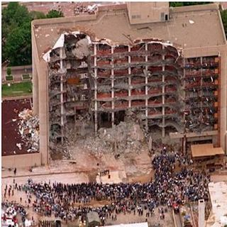 Ep 35: The OKC Bombing-Expose Them, or Die Trying