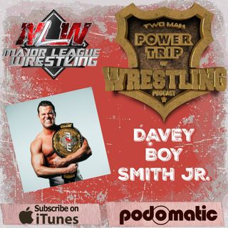 TMPT Feature Show #9: MLW's Davey Boy Smith Jr.
