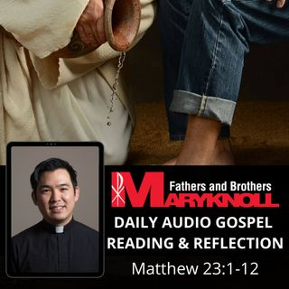 Tuesday of the Second Week of Lent, Matthew 23:1-12