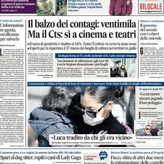 BUONGIORNO FORMALBA con Marco Giustinelli
