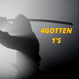 THE 4GOTTEN 1'S