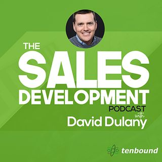 Ep 53 Chris Bryson March 2018 Using data to drive decision making in Sales Development