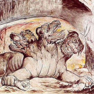 Inferno: Canto 6 - The Gluttonous Hog