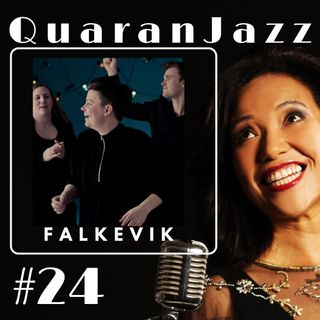QuaranJazz episode #24 - Interview with Julie Falkevik