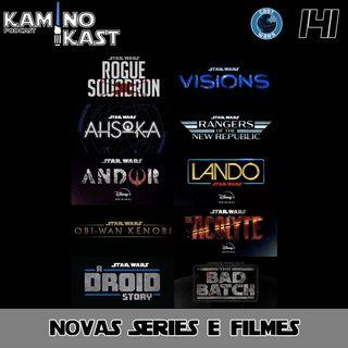 KaminoKast 141: Novas séries e filmes anunciados