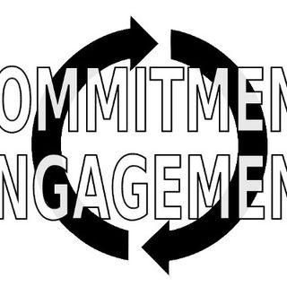 È nato prima l'engagement o il commitment?