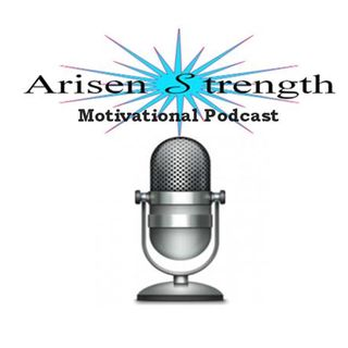 "Arisen Strength - ""Step into Your Solutions"""