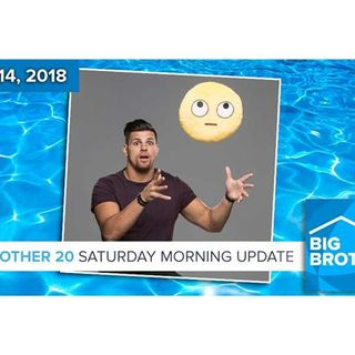Big Brother 20 | Saturday Morning Live Feeds Update July 14