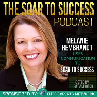 Melanie Rembrandt Uses the Written Word to Soar to Success