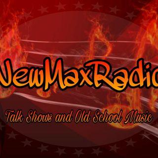 Friday Night Live with ManDeleon: NewMaxRadio X-Mas