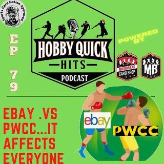 Hobby Quick Hits Ep.79 Ebay .vs PWCC