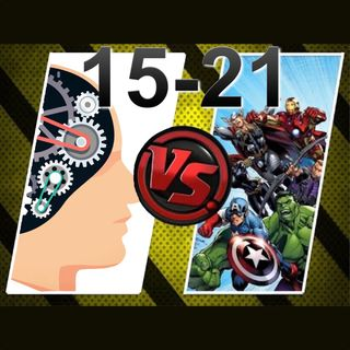 SPECIALE21- Survival Hacking - Davide contro Marvel 15-21