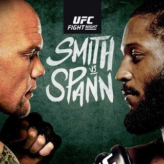 UFC Fight Night: Anthony Smith vs Ryan Spann