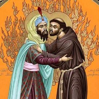 Francesco, Elia e il sultano Al Kamil