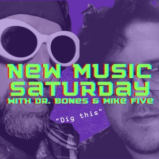 New Music Saturday #NMS #HalloweenSpecial #DownTheRabbitHole Dr.Bones &Mr.Hyde Mike Fearless Five