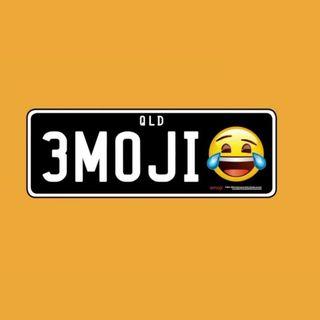 #sumirago Una targa con le emoji
