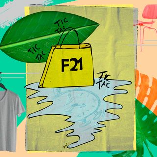 04. Forever 21: Como evitar a falência?