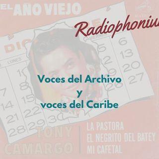 Voces del archivo y voces del caribe