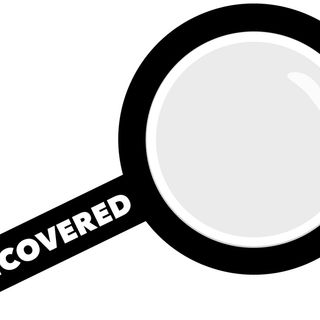 """""""Uncovered"""" Episode 1."""