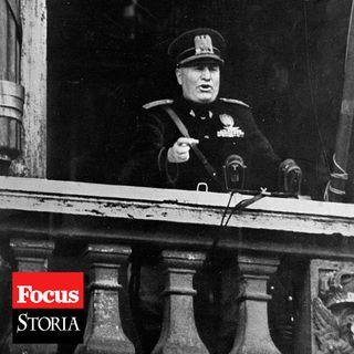 10 giugno 1940: Mussolini manda l'Italia in guerra