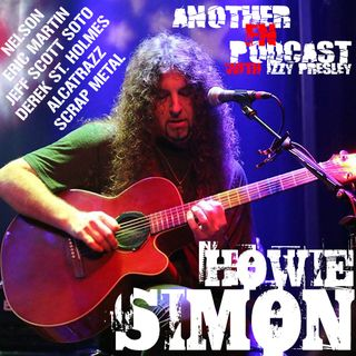 Howie Simon: Eric Martin Band/Jeff Scott Soto Band