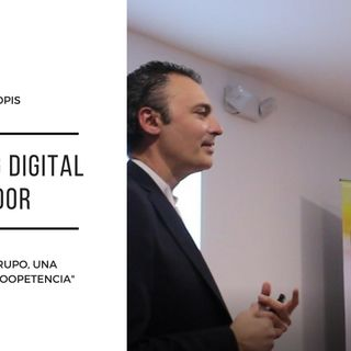 Entrevista de Raúl Llopis en Radio Única de Quito (Ecuador)