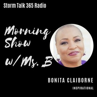 Morning Show w/ Ms.B -  Who's Loving Who? Suicide Prevention #1-800-273-8255