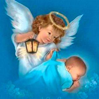 Los angeles y los niños