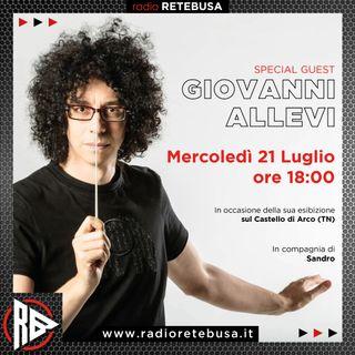 Il maestro Giovanni Allevi Special Guest