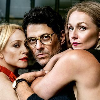The Second - Rachael Blake & Vince Colosimo Interview