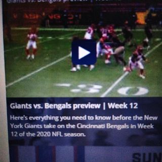 Upcoming Bengals Game & Division Race