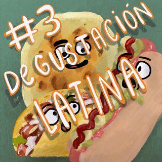 #2. Degustación Latina