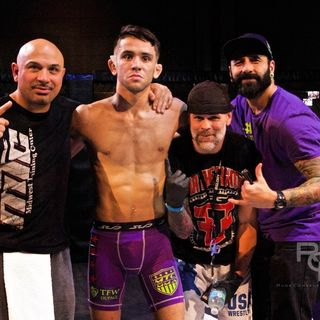 Ground and Pound: MMA Fighter Manny Vazquez