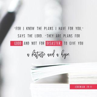 Episode 248: Jeremiah 29:11 (October 14, 2018)