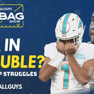 Is Tua Tagovailoa in Trouble? - Fantasy Football Podcast