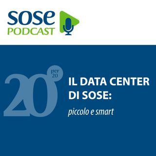 Il data center di SOSE: piccolo e smart