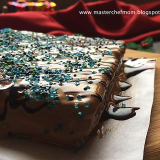 Biscuit cake - No Bake Cake Recipe