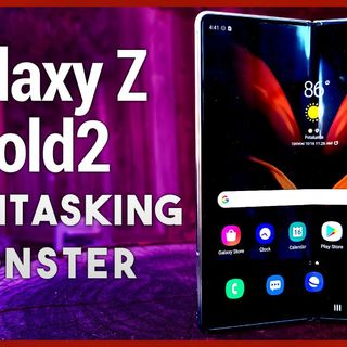 Hands-On Tech: Galaxy Z Fold2 Review