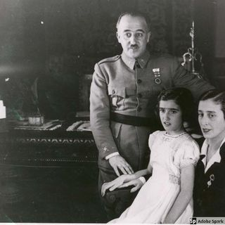 La dittatura in Spagna Francisco Franco