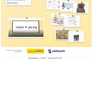Learning apps applicazione per creare giochi interattivi