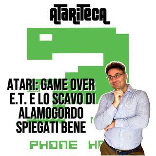ATARI: GAME OVER - La storia di E.T. e dello scavo di ALAMOGORDO