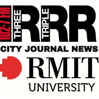 RMIT City Journal Midday News – 25 September, 2020